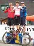 Siegerehrung Elite Staatsmeister Downhill