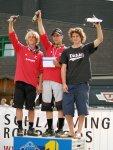 Siegerehrung Junioren Downhill Schladming