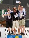 Siegerehrung Masters Downhill Schladming