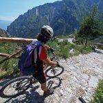 Gardasee Limone Mountainbike