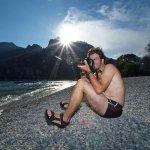 Vulkanlandbiker am Gardasee