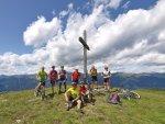 Gipfelsieg am Dorfberg 2115m Kartitsch St.Oswald