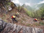 Titelbild des Albums: Mountainbike Monte Grappa 2013