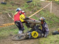 Moped Minicross Rennen Pichla Tieschen