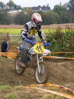 50 ccm Moped Pitbike Rennen FSC Tieschen