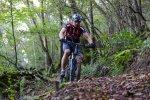 die letzten warmen Tage am Meer. Mountainbiken in Izola - Istrien - Slowenien