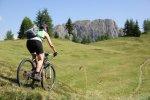 Mountainbike Osttirol Kartitsch St. Oswald Hausberg Golzentipp