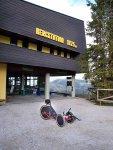 Steintrike Planai Bergstation