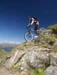 Sillian Marchkinkelle 2545m Mountainbiketour (2311 Besuche)