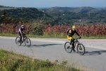 Biketour Mountainbike slovenia slovenija Koper Pomjan istria