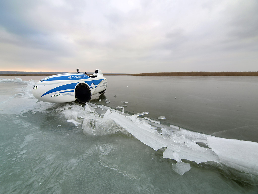velomobil sinner mango on ice