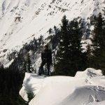 Gratwanderer..Schneealpe im Hintergrund