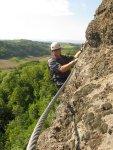 IMG Leopold Klettersteig Riegersburg via ferrata 03
