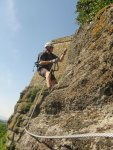 IMG Leopold Klettersteig Riegersburg via ferrata 04