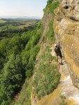 IMG Leopold Klettersteig Riegersburg via ferrata 09