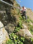 IMG Leopold Klettersteig Riegersburg via ferrata 11