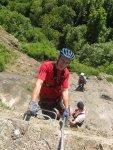 IMG Leopold Klettersteig Riegersburg via ferrata 12