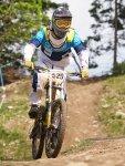 Rider: Stefan Szigeti Zauberberg Downhill Semmering