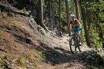 Biketour Oberstalleralm Innervillgraten Osttirol MTB Mountainbike