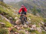 Titelbild des Albums: Mountainbike Überschreitung Villponer Lenke