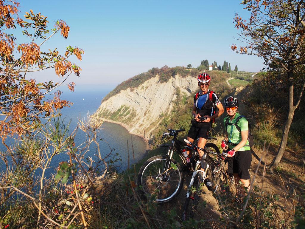mountainbike istrien istria parenzana