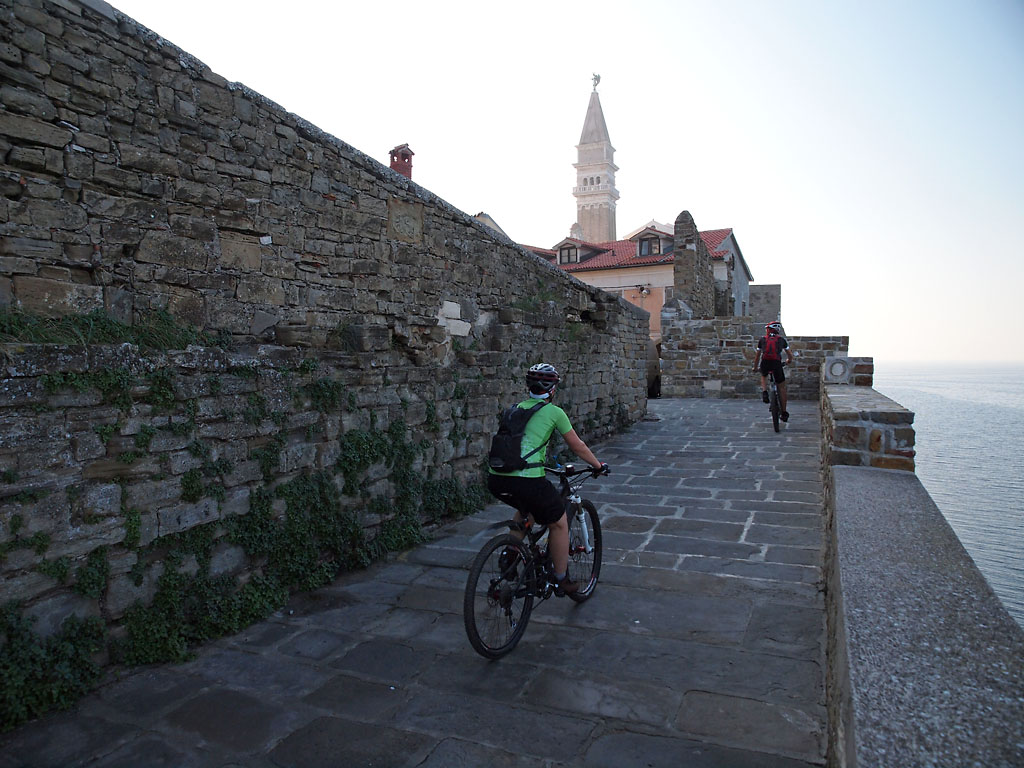 mountainbike istrien istra istria parenzana