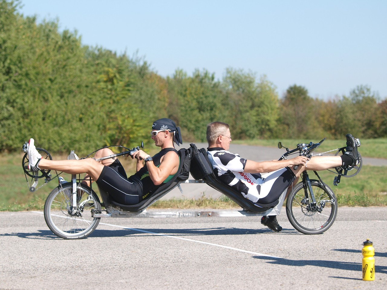 Vulkanlandbiker Gallery Liegerad Challenge Velomobile