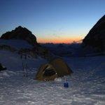 Abendstimmung Wintertour2002