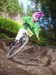 worldgames of mountainbiking downhill final